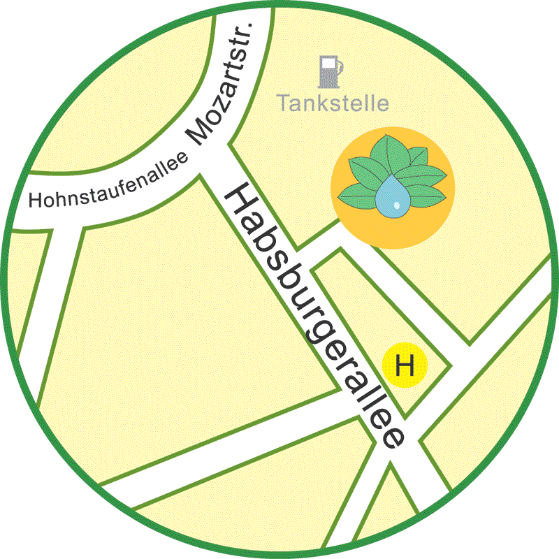 Melissa Frings Naturfriseurin & Friseurmeisterin - Habsburgerallee 11 - 52064 Aachen