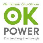 Wir nutzen Öko-Strom.