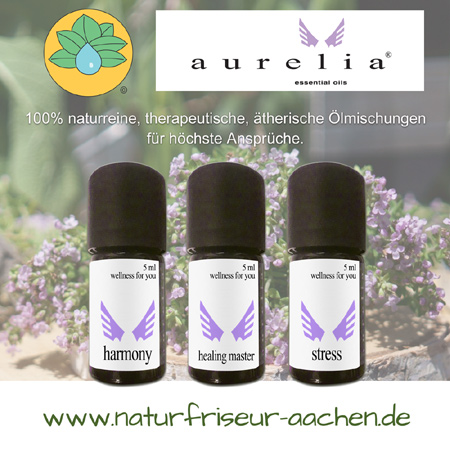 aurelia® essential oils