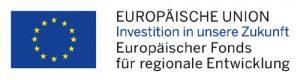 Europäische Union. Investition in unsere Zukunft. Europäische Fonds für regionale Entwicklung.