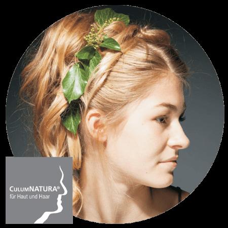 CulumNatura für Haut und Haar. finden Sie in der Habsburgeralle 11 in Aachen. Melissa Frings Friseurmeisterin