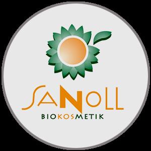Die Firma Sanoll ist ein Tiroler Familienbetrieb, welcher sich seit über 30 Jahren mit der Entwicklung und Produktion ökologisch hochwertiger Biokosmetik befasst. Sanoll steht für echte und fair zertifizierte Biokosmetik. Die Artikel werden regelmäßig vom staatlich autorisierten Zertifizierungsinstitut nach der EU-Bioverordnung kontrolliert.