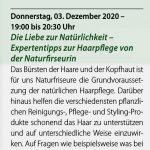 Veranstaltung Kneipp Verein Aachen 2020.