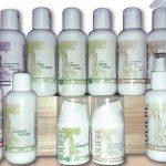 Hautpflegeprodukte von OLIEBE